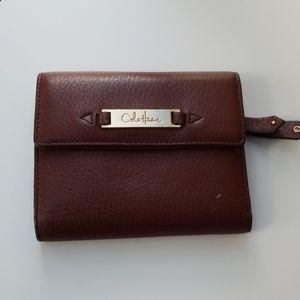 Cole Haan tri-fold wallet